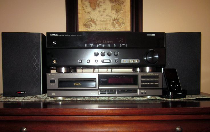 Yamaha RX-V377 5.1 Home Theater Receiver Review