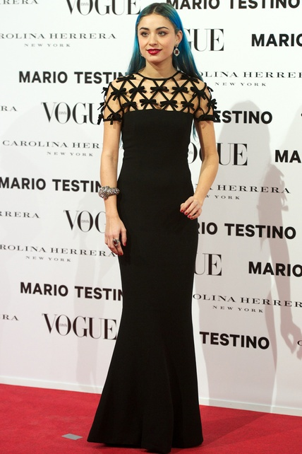 Mientras dormias Mario Testino se dejaba querer por las celebrities en la fiesta de Vogue