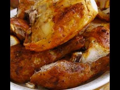 El Pollo Loco Recipe (Grilled Chicken)