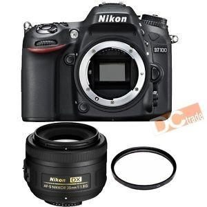 Nikon D7100 Body Kit+AF-S 35mm F1.8G+UV  C'è da fidarsi?