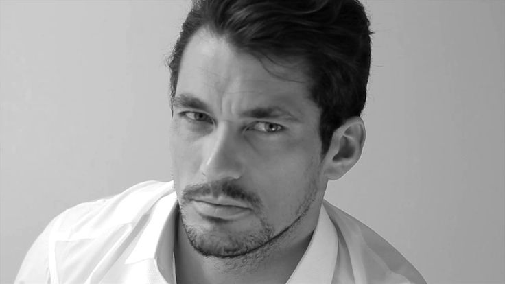 "David Gandy for the ""White Shirts"" by Alistair Guy Exhibition : A/W 14 London Collections: MEN. BTS video Shot at the Sanderson Hotel in London, UK. January, 2014. Film maker: Ruta Balseviciute"