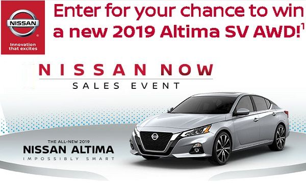 www NissanSweeps com: Just few days left to make your car
