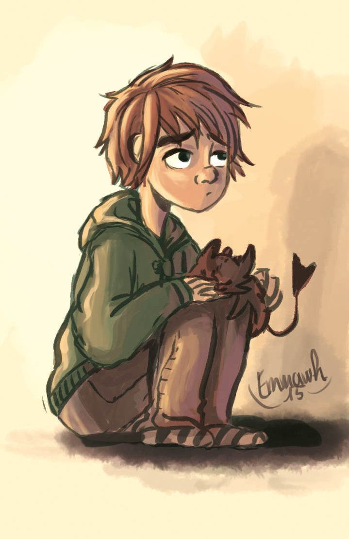 Young Hiccup How Train Your Dragon How To Train Your Dragon Hiccup And Toothless