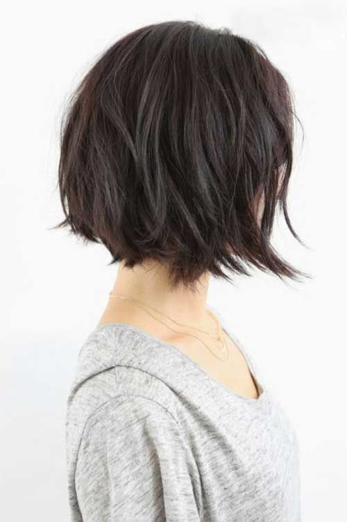 Incredible 1000 Ideas About Choppy Bob Hairstyles On Pinterest Best Bobs Short Hairstyles For Black Women Fulllsitofus