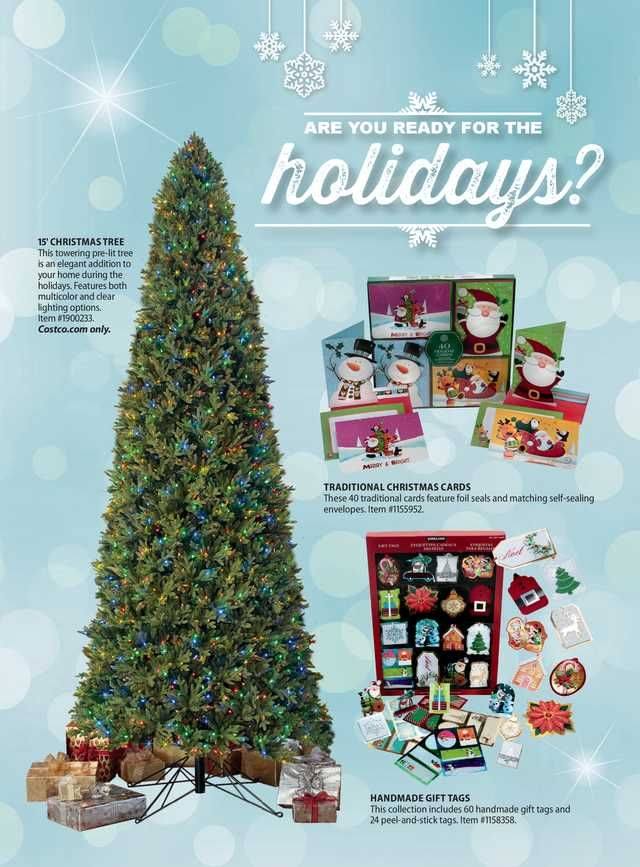 The Costco Connection - October 2018 - Page 96-97 | Christmas Decorating  Ideas in 2018 | Pinterest | Costco, Christmas and Connection - The Costco Connection - October 2018 - Page 96-97 Christmas