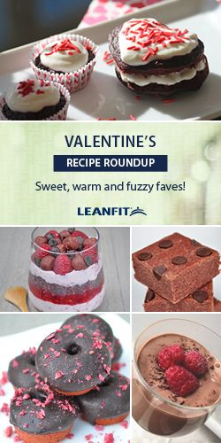 We compiled our favourite sweet, warm and fuzzy faves to create the perfect Valentine's Day Recipe Roundup! These creations range from luscious and creamy mousse, bite sized chocolate chip chewy delights, and mini red velvet cupcakes to bring to work and share with co-workers.