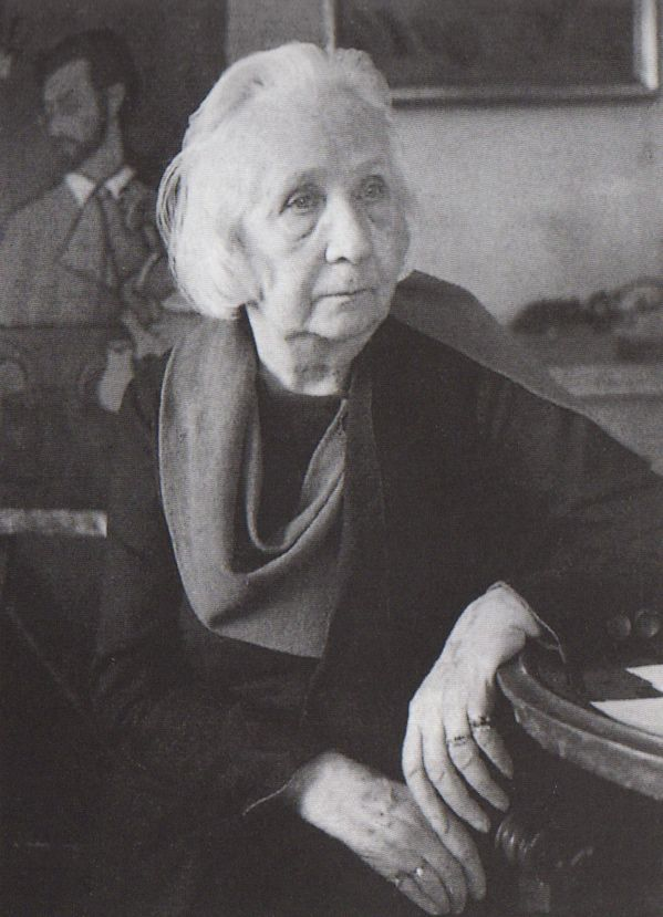 "ⓦ Women's Wisdom & Wit ⓦ funny & inspirational quotes from women aging gracefully | Gabriele Münter:  ""German painters refused to believe that a woman could have real talent, and I was even denied access, as a student, to the Munich Academy… …It is significant that the first Munich artist who took the trouble to encourage me was Kandinsky, himself no German but a recent arrival from Russia."""