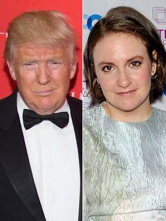 セレブ達の生活ニュース: レナ・ダナム、「ドナルド・トランプが大統領になったら移住」を宣言!