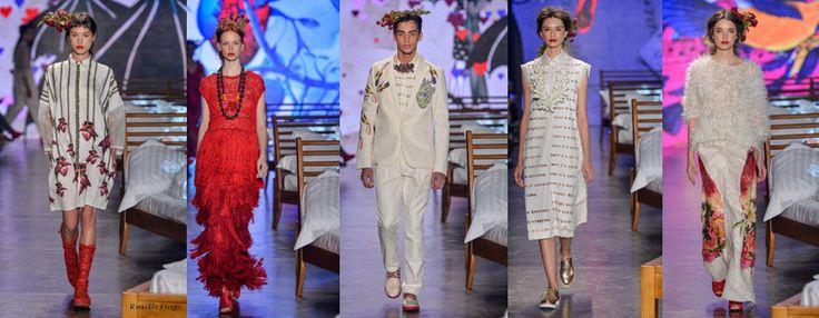 A SPFW Inverno 2016 está apresentando as principais apostas da moda para o próximo inverno e confirmando tendências que irão esquentar 2016, como a influência das lingeries, que agora são destaques...