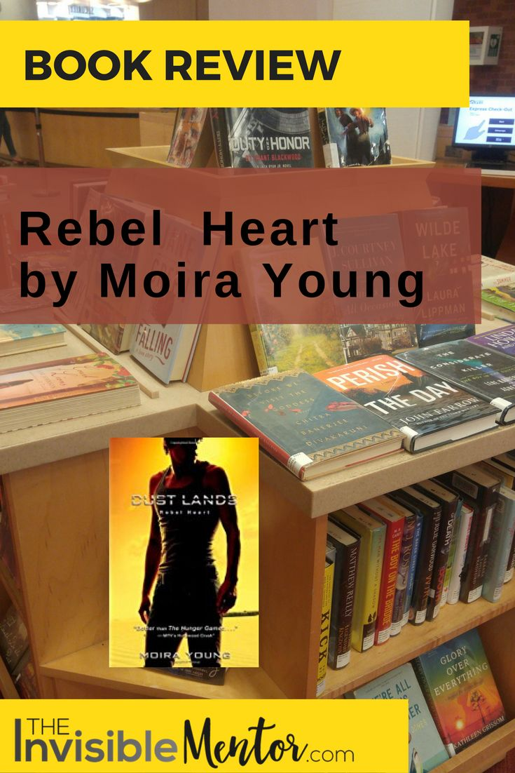This is a review and summary of Rebel Heart by Moira Young. This is book two in the Dustlands trilogy. The Dust Lands trilogy is another dystopian series for young adults, where the lead character is Saba, an 18-year-old female. The main problem I have with Rebel Heart is that Saba is supposed to rise to become a great leader, yet I did not see many of her leadership abilities that were present in Blood Red Road. The book is still worth the read. Visit my website to read, Rebel Heart by…