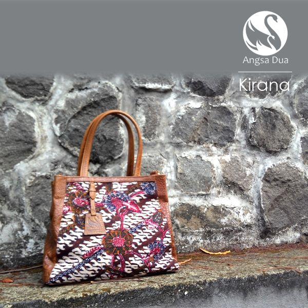 Angsa Dua - Kirana Lasem Croco Looks