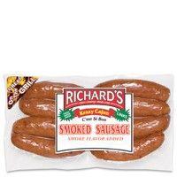 Richard's Green Onion Sausage ~ Louisiana product ...