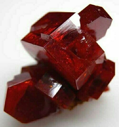 """#PANDORAloves... Garnet - the birthstone of January. The name which is known from antiquity is derived from the Latin word """"granatum"""" meaning pomegranate."""