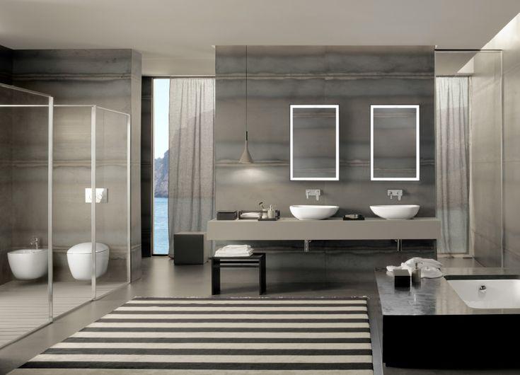 L'idea per un bagno – Progetta il tuo bagno – Pozzi Ginori