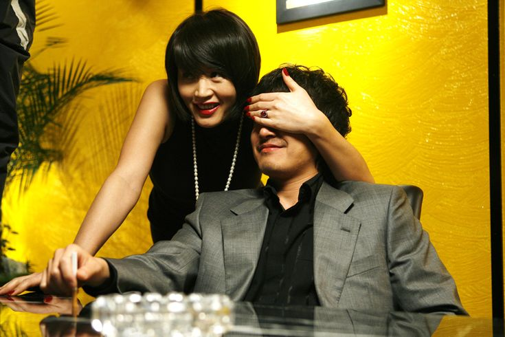 CHO Seung-woo and KIM Hye-Soo in TAZZA: THE HIGH ROLLERS  (Tajja, 타짜, The War of Flowers). Now Available on R1 DVD! Tazza: The High Rollers © 2006 CJ Entertainment Inc. and IM Pictures Corp.