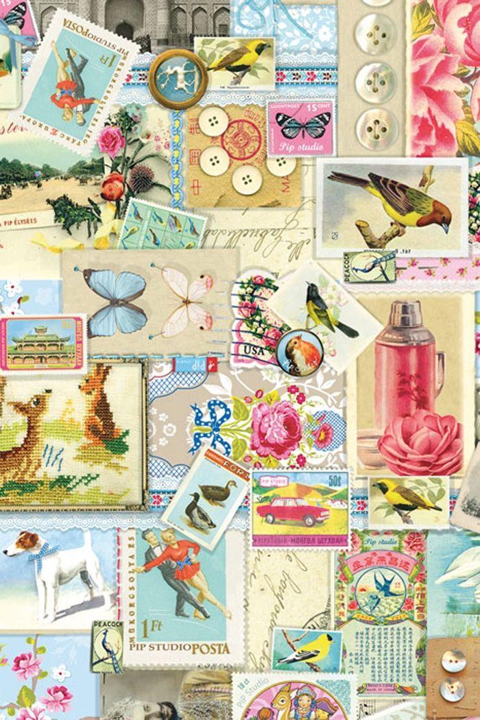 PiP Sweet Memories wallpaper