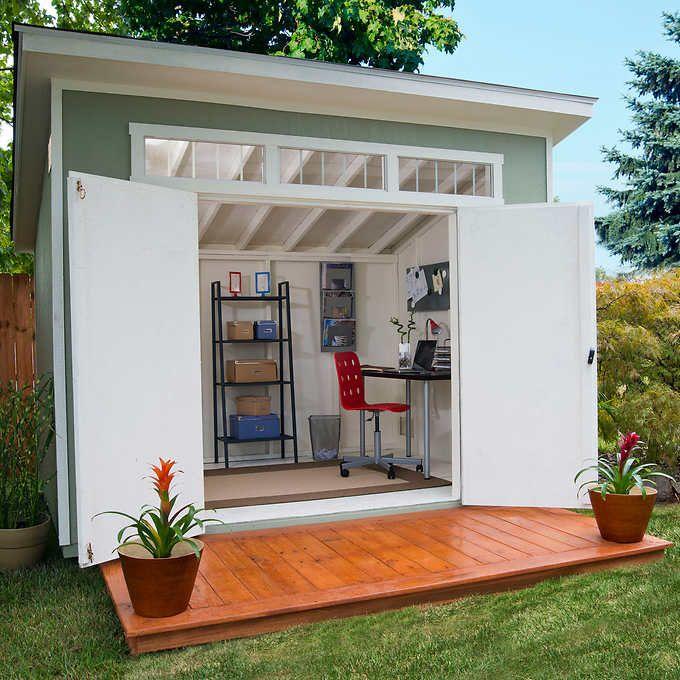 best 25 backyard sheds ideas on pinterest backyard storage sheds storage sheds and shed