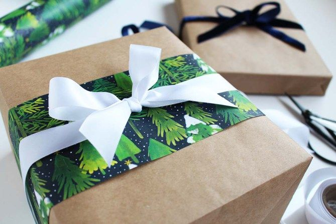 How to Create Coordinated Gifts on a Budget--You'll Look Like a Wrapping Genius! By Gold Standard Workshop