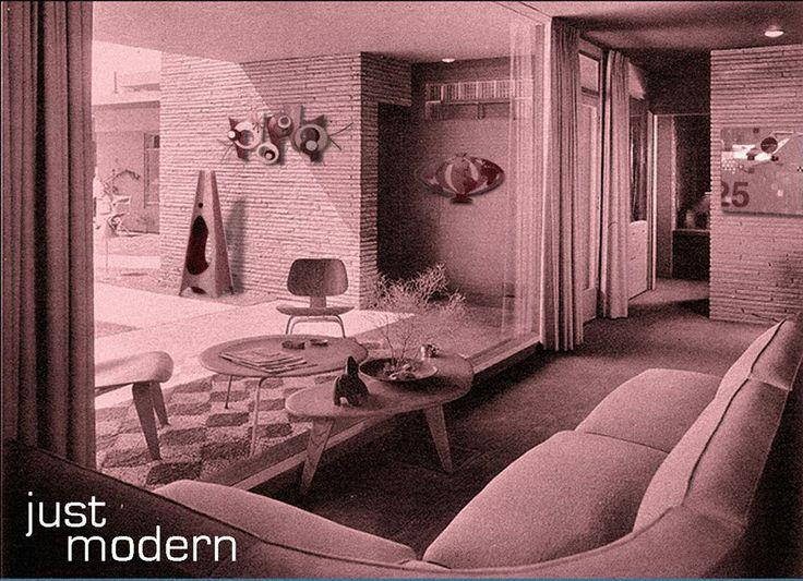 Magnificent Mid Century Living Room Adornment - Living Room Designs ...