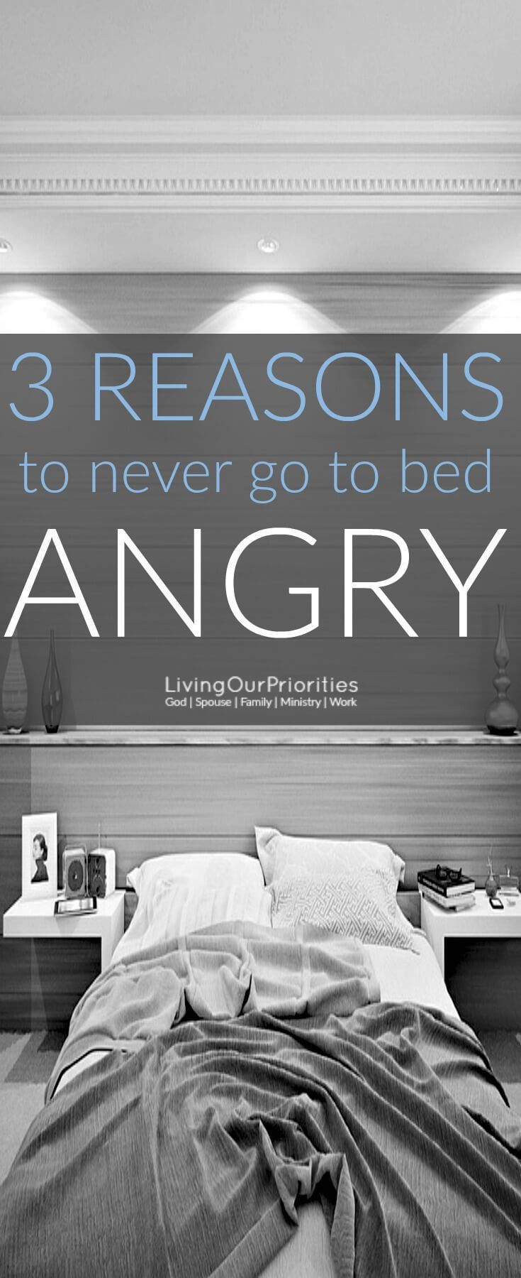 Going to bed angry can have a negative effect on our sleep both in the natural and spiritual. Read more to find out what God says about going to bed angry.