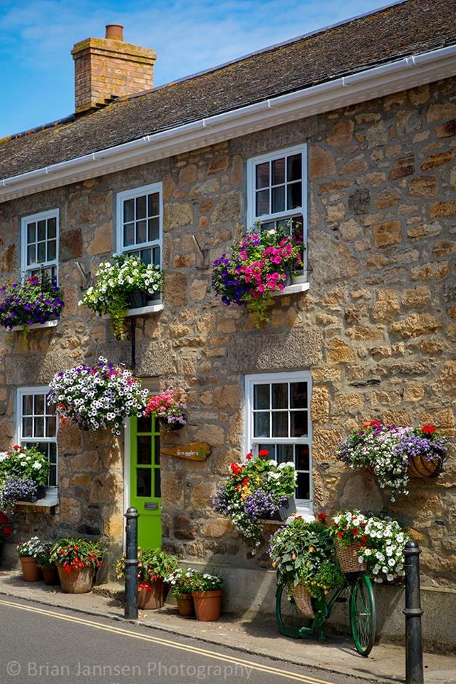 Maraizon, Cornwall, England - Brian Jannsen Photography