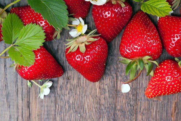 Frutas Fresas Alimentos
