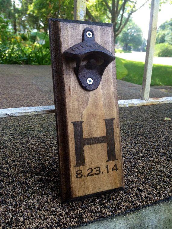 Best 25 wall mounted bottle opener ideas on pinterest bottle openers wall bottle opener and - Personalized wall mount bottle opener ...