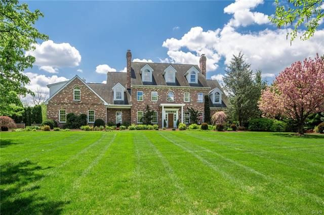 2338 Coventry Court Lower Milford Twp Pa House Search House Styles Mansions