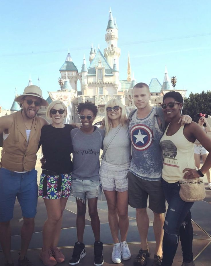 Are Samira Wiley and Lauren Morelli the cutest couple or what?
