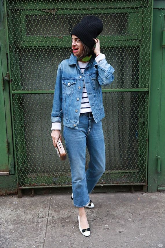Jean Jacket  Fashion