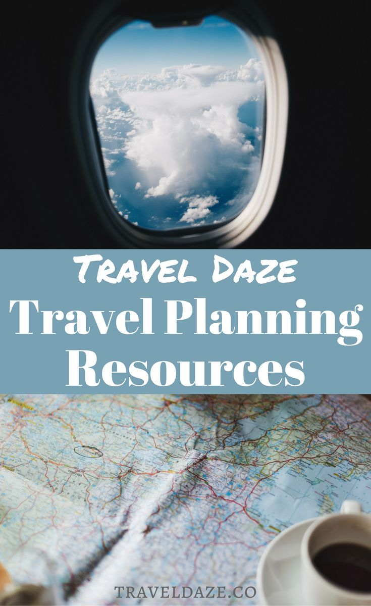 I compiled all the best travel planning resources for flights, accommodation, inspiration, & more to help you plan your next adventure!