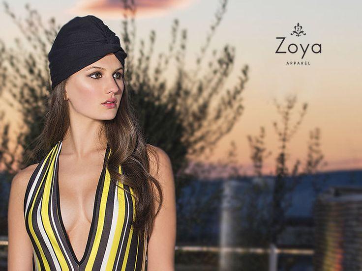 Be Bold, with Zoya!   #zoya #jumpsuit #summer #bold #greek_designer #ss15 #SS2015 #fashion