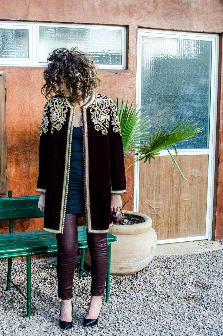 Jabadour jacket