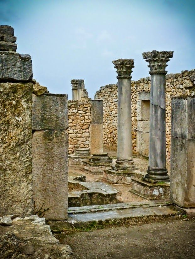 Ancient Ruins of Volubilis, Morocco | Inspired Tours