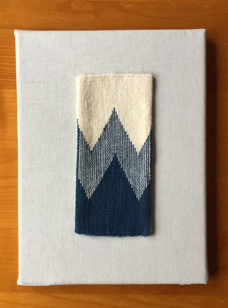 Kate Colwell, Weaving Tapestry on Little Looms online class with Rebecca Mezoff