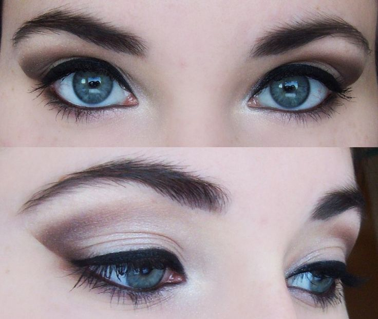 ~Brown prom makeup by ~Nanami-shi on deviantART