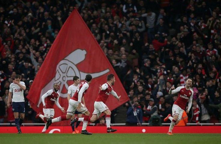 Kalahkan Tottenham, Arsenal Kuasai London Utara -  http://bit.ly/2zOkNjK