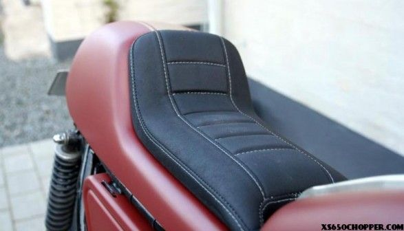 cafe racer seat upholstery - Google Search