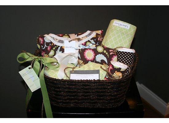New Mom Hospital basket