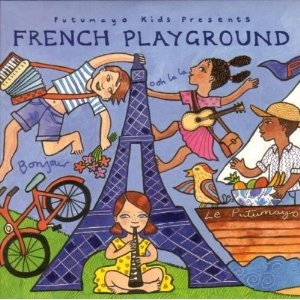 A great kid-friendly collection of songs for your family to enjoy. (In French) My GB's love this CD.