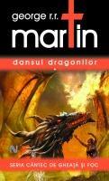 George R.R. Martin - Dansul dragonilor (Paperback)