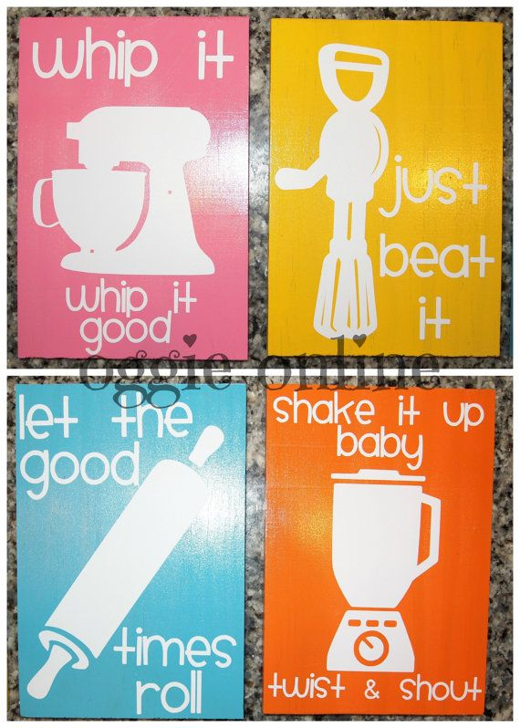 Whip it Good Beat it Let the Good Times Roll Art by OggieOnline, $13.00