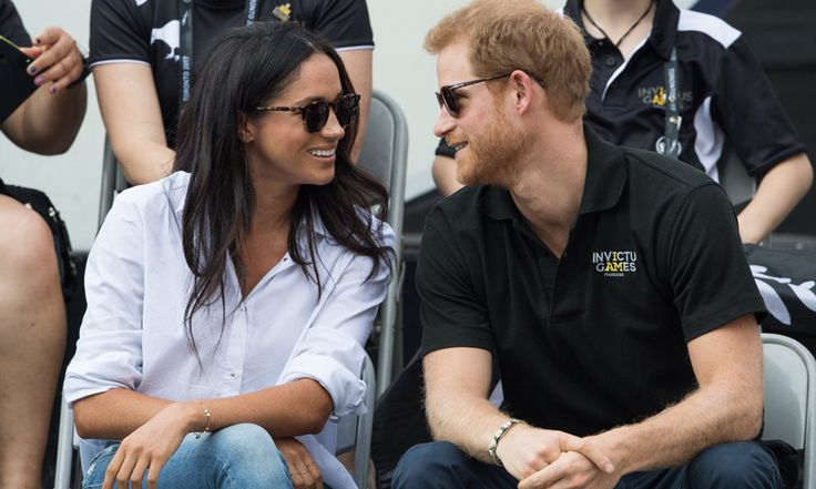 """On September 25, 2017, Prince Harry and Meghan Markle made their first joint appearance during the 2017 Invictus Games in Toronto. The pair arrived hand-in-hand to a wheelchair tennis match and were spotted smiling and laughing throughout the game. Kylie Lawler, whose husband Sean Lawler played for the Australian team during the game, told reporters that the couple """"seemed at home with each other."""""""