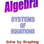 Students will be introduced to the three ways that the graphs of two linear equations may be related. They will determine when a system of two line...