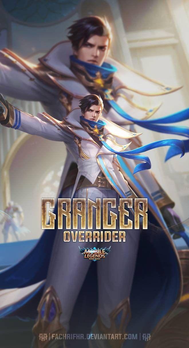 Granger Lightborn Overrider By Fachrifhr On Deviantart Di 2020 Pahlawan Super Desain Karakter Game Gambar Karakter