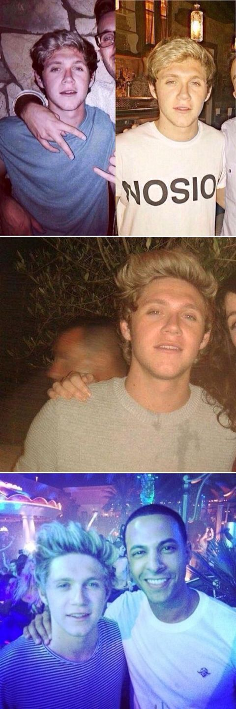 Niall's drunk face is the cutest thing. I think I could get high off of just looking at him.