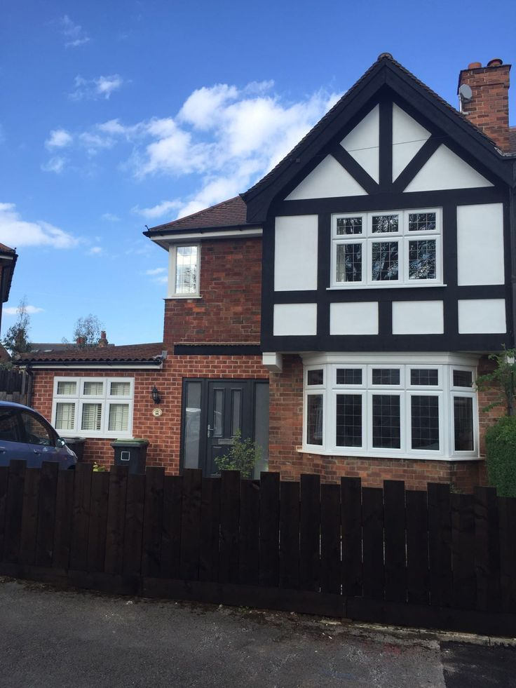 White Synseal Windows A Rated As Standard With A Ludlow Grey Solidor Composite Door Including Bespoke Sandblasted Glazing Installed In Beeston, #Nottingham. Telephone 01158 660066. Visit http://thenottinghamwindowcompany.co.uk Or Pop Into Our West Bridgford Showroom. #Legend70 #TNWC #white #synseal #windows #rated #ludlow #grey #door #composite #bespoke #sandblasted #nottingham #window #company #doors #conservatories #derby #leicester #Doubleglazing #quality #notts