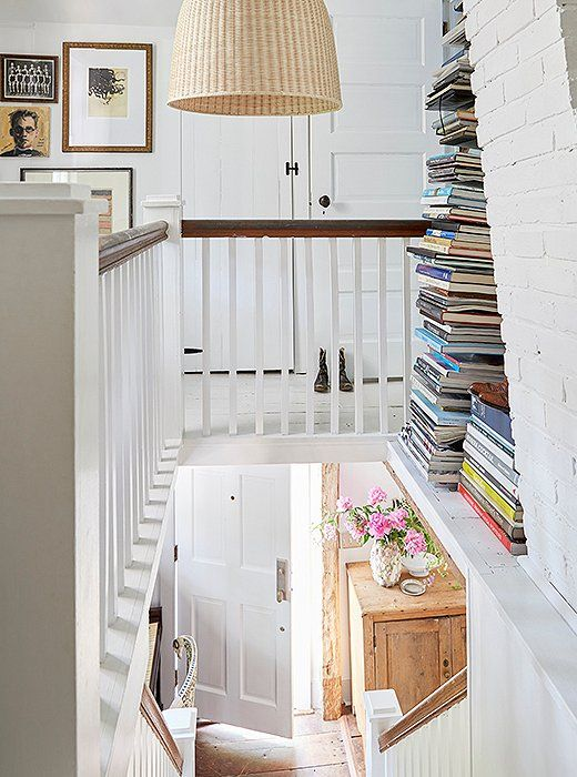 Derrick Miller and Jennifer Vaughn Miller's Long Island Cottage