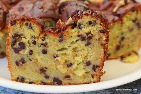 Avocado-Ricotta-Schoko-Kuchen: willkommen im Cremigkeitshimmel - Schokohimmel
