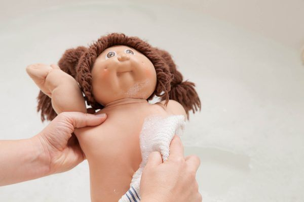 How to Clean Cabbage Patch Dolls (with Pictures) | eHow